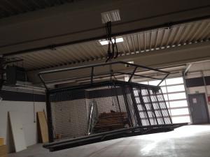 Treppe Ausbau CrossFit Braunschweig